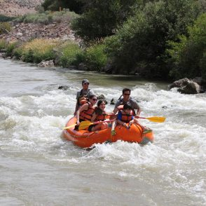 fun rafting park city
