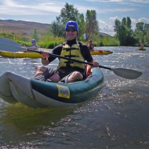 kayak park city
