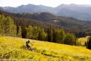 Mountain Biking Wasatch Mountains