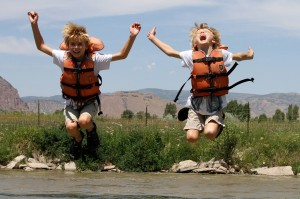 Park City Rafting Fun