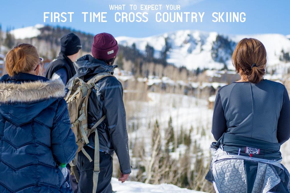 first xc ski