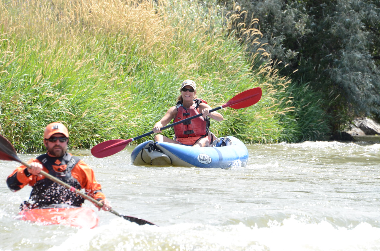 Weber River Whitewater Class