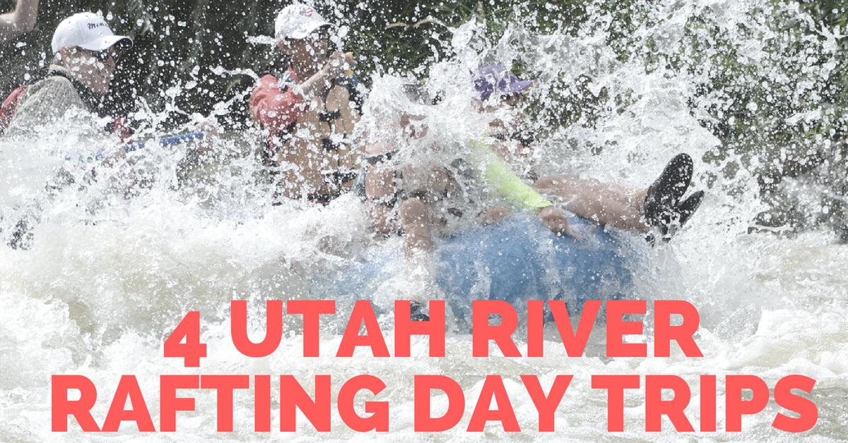 Utah River Rafting