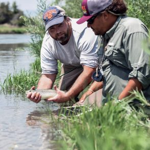 Fly Fishing Lessons Park City