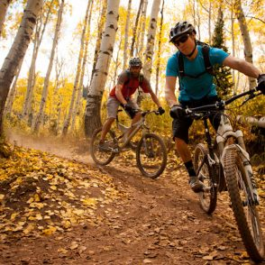 downhill mountain biking park city utah