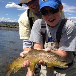 Fly Fishing for Children Park City