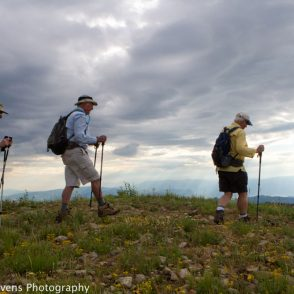 Guided Hiking Uinta National Forest
