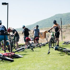 mountain bike tours park city