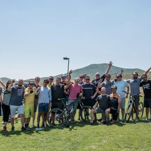 group biking park city