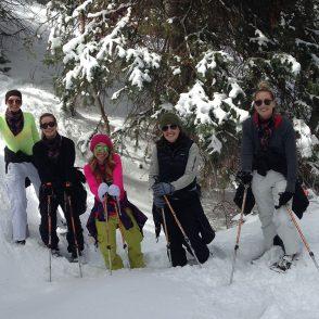 Snowshoe Hikes Park City Utah