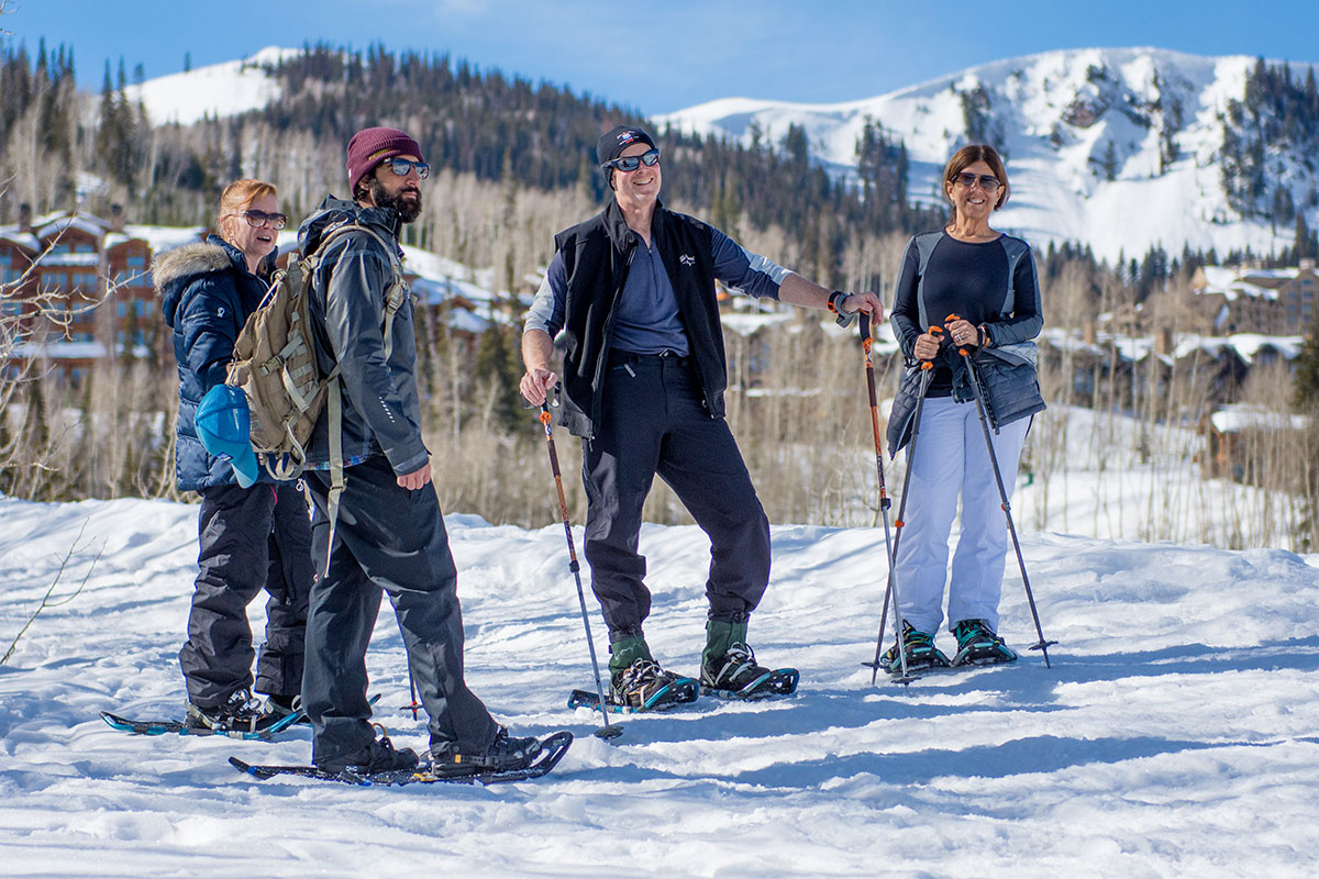 Snowshoeing Photo Gallery