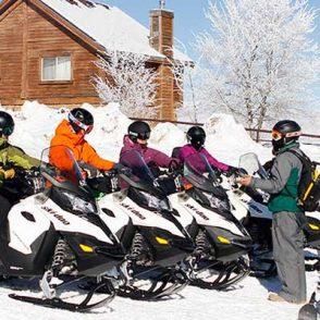 Skidoo Snowmobiles Utah