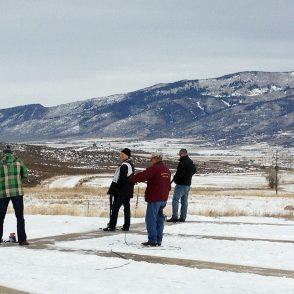 Winter Skeet Shooting Park City