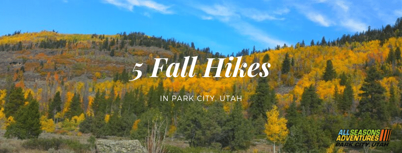 Fall Hikes Park City