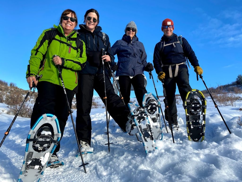 Park City Snowshoeing