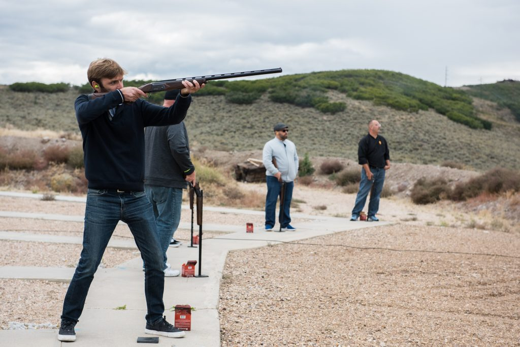 Trapshooting and Skeetshooting Park City