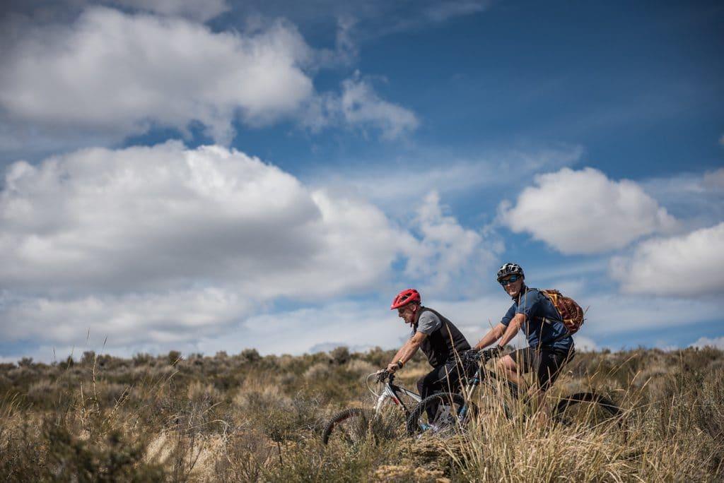 easy mountain bike trails park city