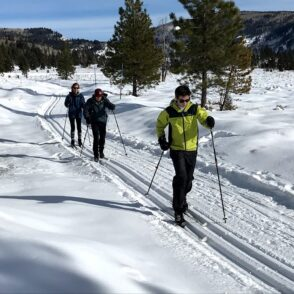 uinta national forest guided tours
