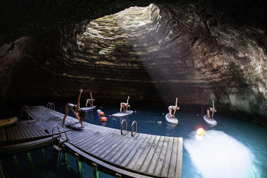 hot spring yoga park city