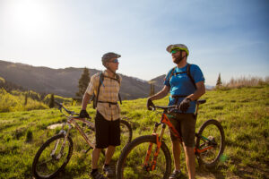 Mountain Biking Park City