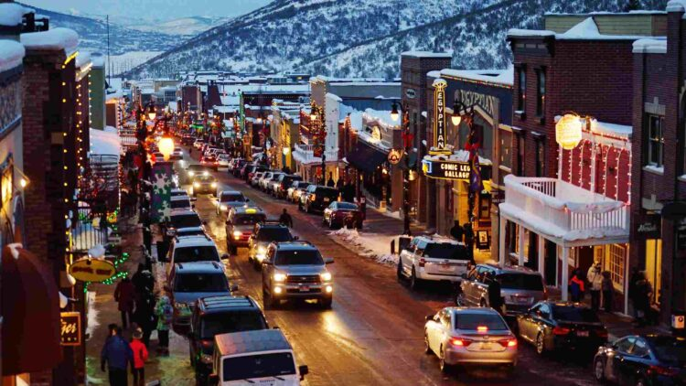 Explore Main Street Park City