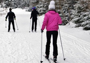 Park City Cross Country Skiing