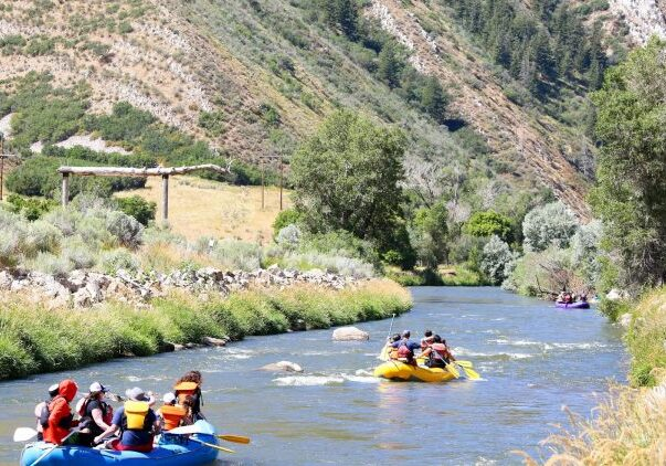 Park City Whitewater Rafting