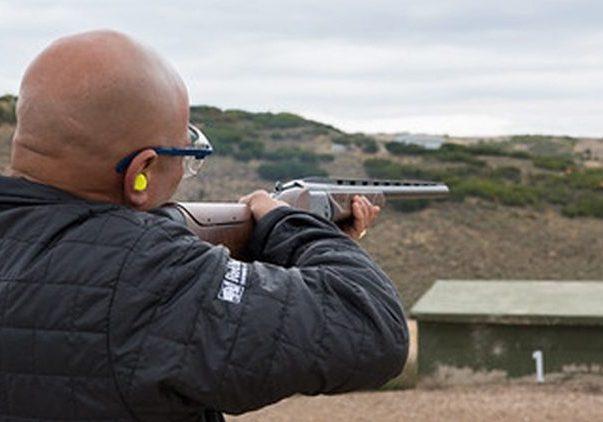 Skeet Shooting in Utah